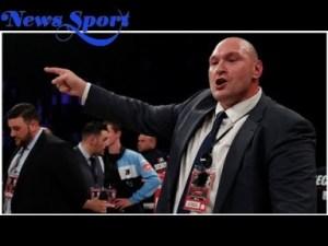 Video: Eddie Hearn On Tyson Fury Comeback Sports